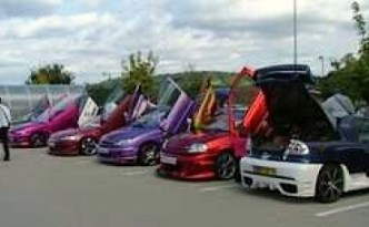 Meeting tuning caritatif