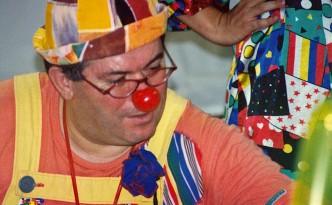 Visite des clowns