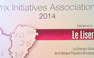 Prix Initiatives Associations Banque Populaire bourggone Franche-Comté 2014