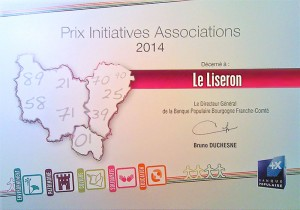 Prix Initiatives Associations - Banque Populaire 2014